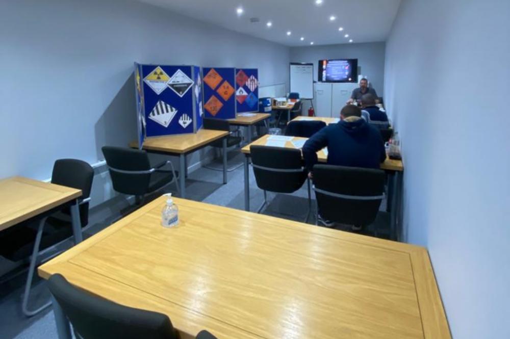 Colchester training centre