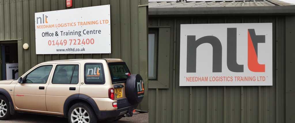 Needham Logistics Training - Stowmarket office